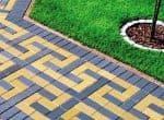 Укладка тротуарной плитки от 50м2